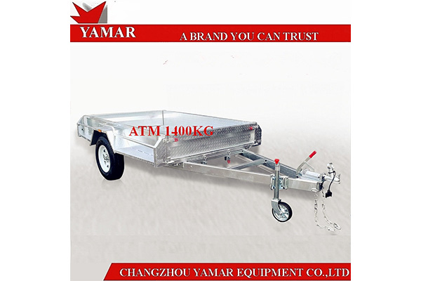 Premium Heavy Duty Box Trailer ATM1400KG