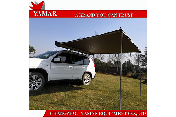 Car Side Awning & Awning Room