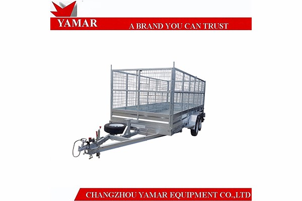 3.5T Tipper Car Trailer